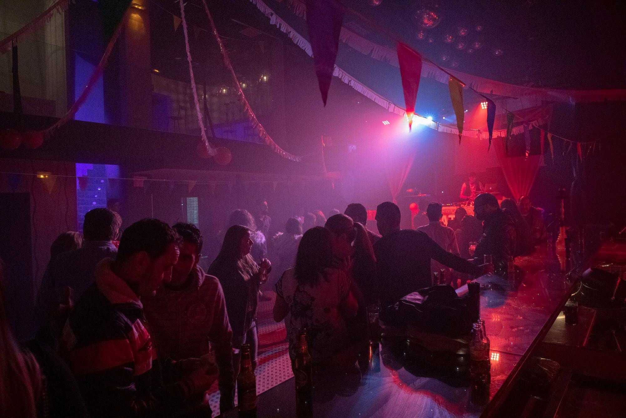 Fotogalería sesión opening 'Teatre le cirque du freak' 116