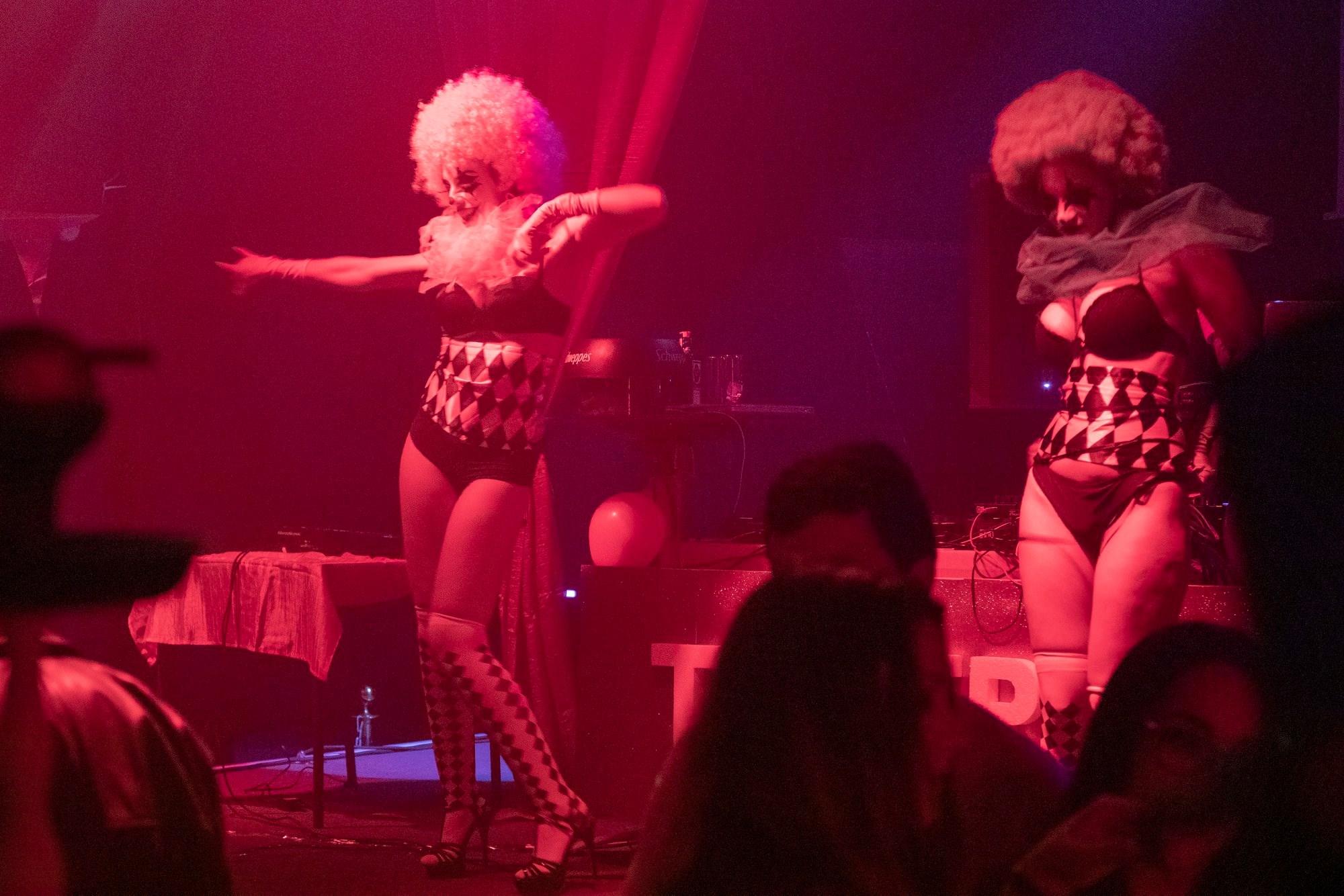 Fotogalería sesión opening 'Teatre le cirque du freak' 113