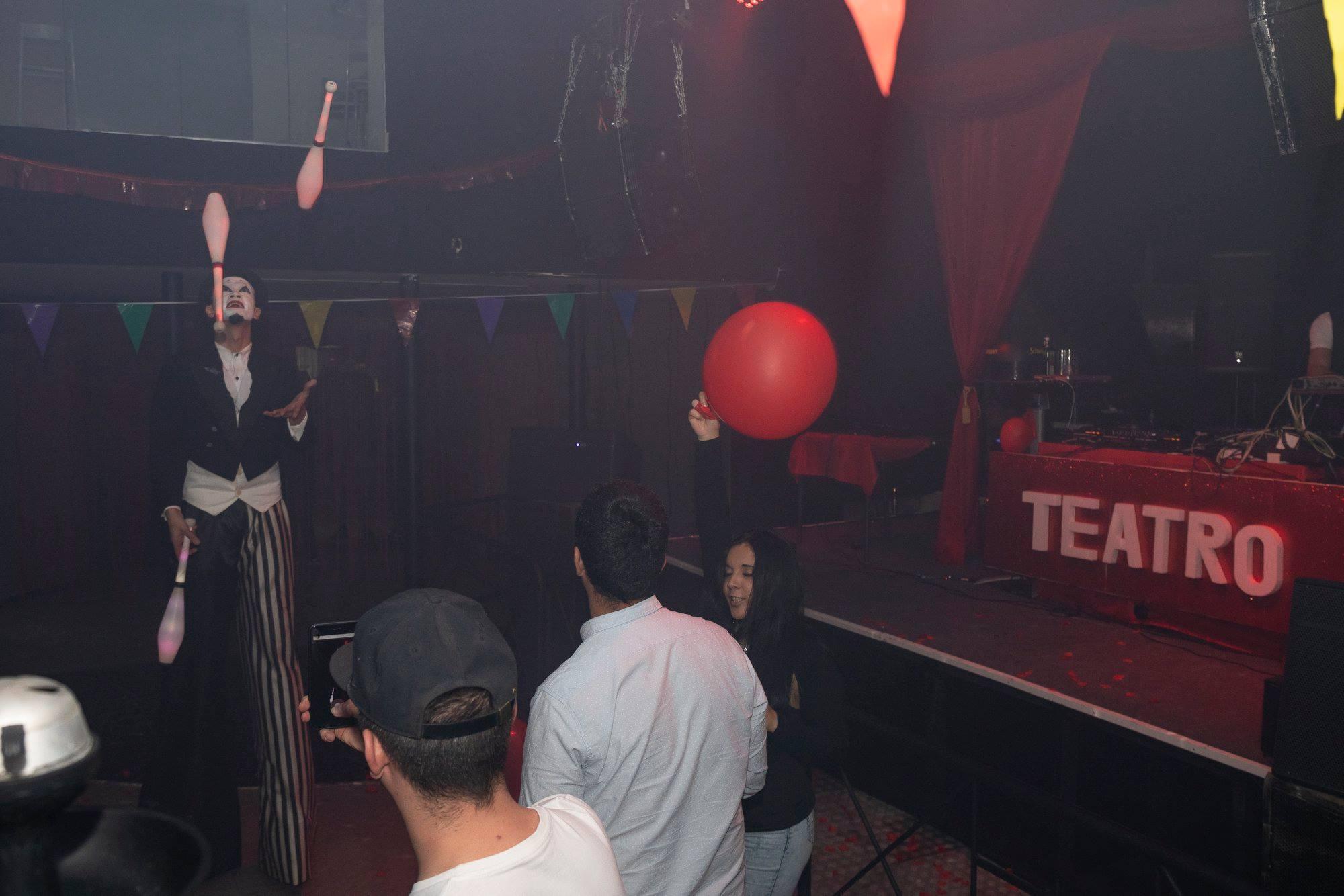Fotogalería sesión opening 'Teatre le cirque du freak' 106