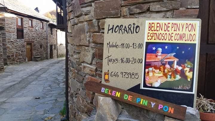 Belenes y nacimientos para visitar en Ponferrada y el Bierzo 11