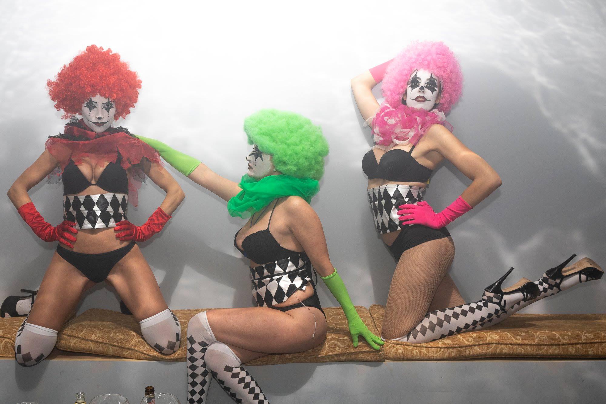 Fotogalería sesión opening 'Teatre le cirque du freak' 100