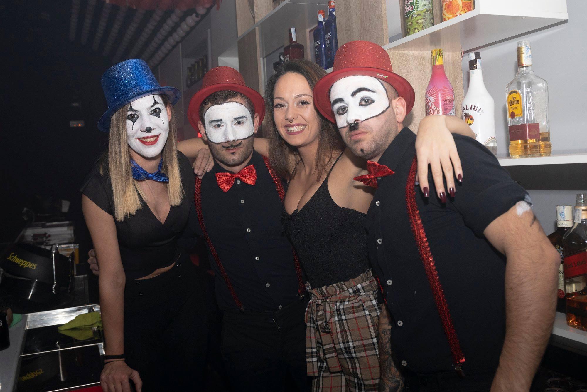 Fotogalería sesión opening 'Teatre le cirque du freak' 92