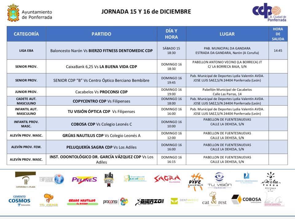 Planes de ocio en Ponferrada y el Bierzo para el fin de semana. 14 al 16 de diciembre 2018 26