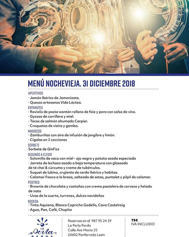 Nochevieja 2018: Cenas y cotillones para despedir el año 8