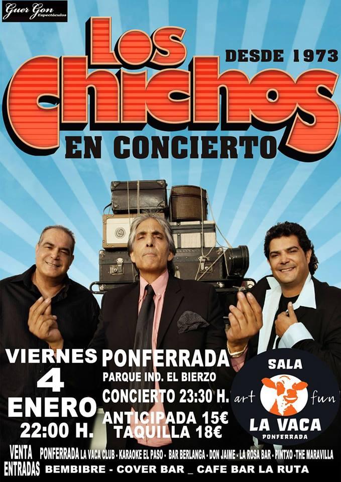 Los Chichos recalan en Ponferrada con sus mejores éxitos 2