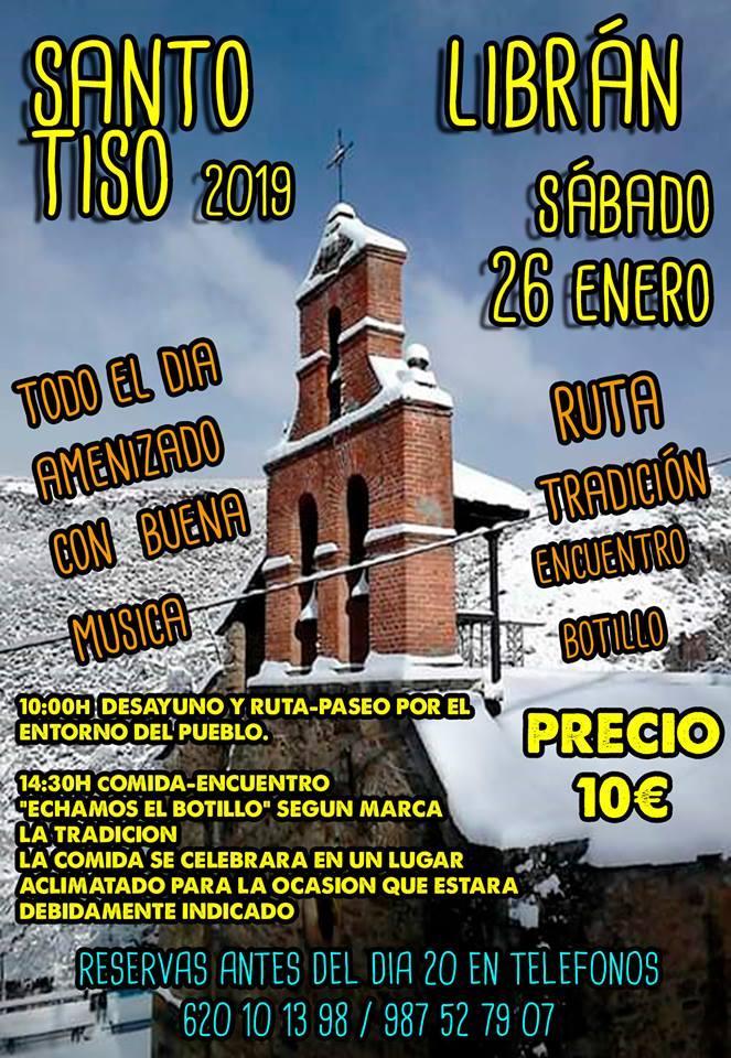 Planes de ocio para el fin de semana en Ponferrada y El Bierzo. 25 al 27 de enero 2019 8