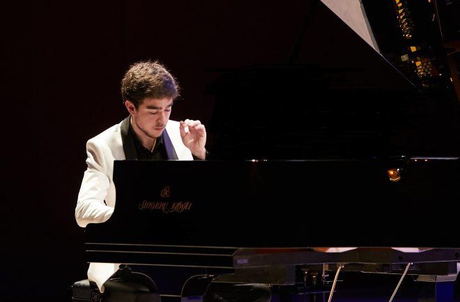 Concierto de piano con obras de Mozart, Albéniz o Mussorgsky en la temporada de conciertos de Juventudes Musicales