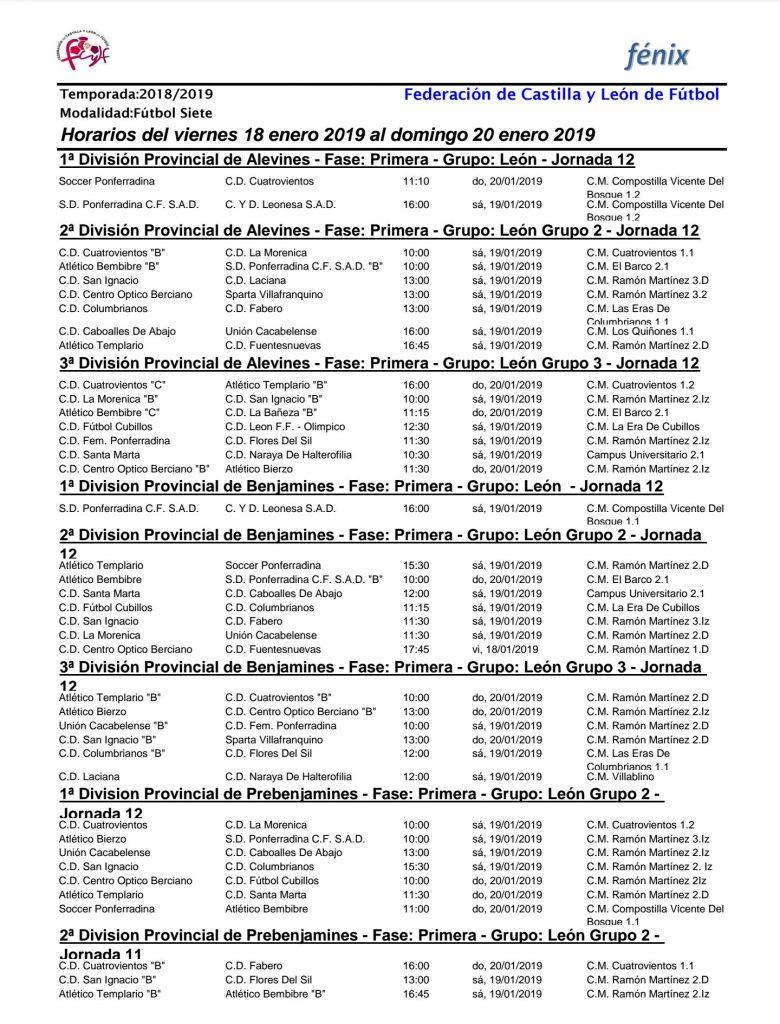 Planes de ocio en Ponferrada y el Bierzo para el fin de semana. 18 al 20 de enero 2019 27
