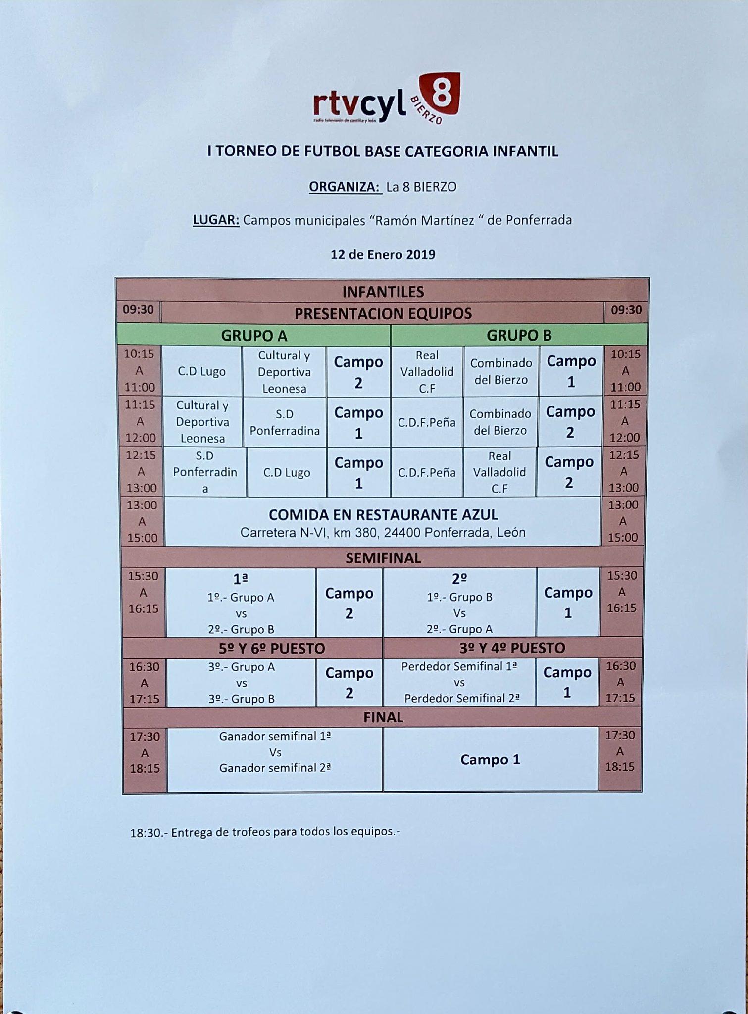 Planes de ocio para el fin de semana en Ponferrada y El Bierzo. 11 al 13 de enero 18