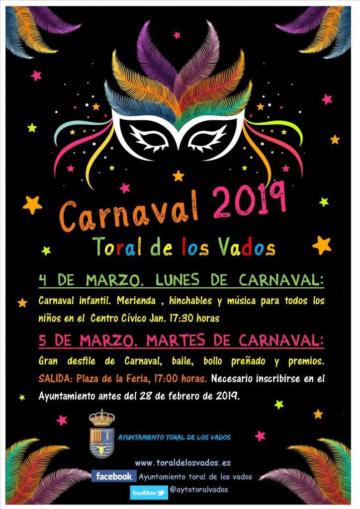 Planes en el Bierzo para el fin de semana y carnavales. 1 al 5 de marzo 2019 9
