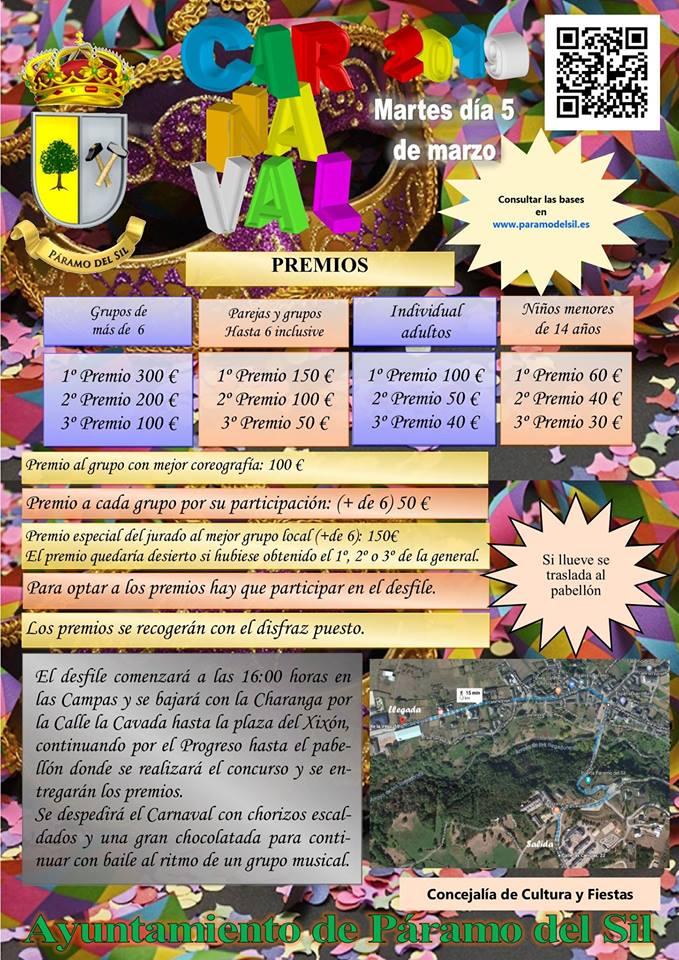 Carnaval 2019 en Páramo del Sil 2