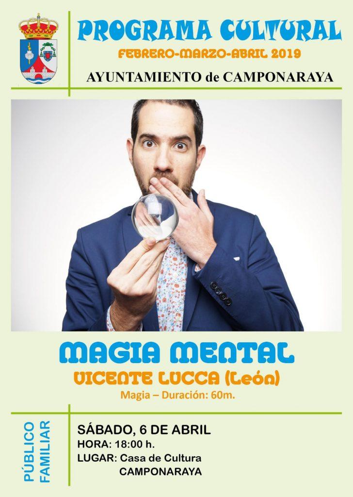 Camponaraya presenta un amplio y variado programa cultural para los próximos meses 4