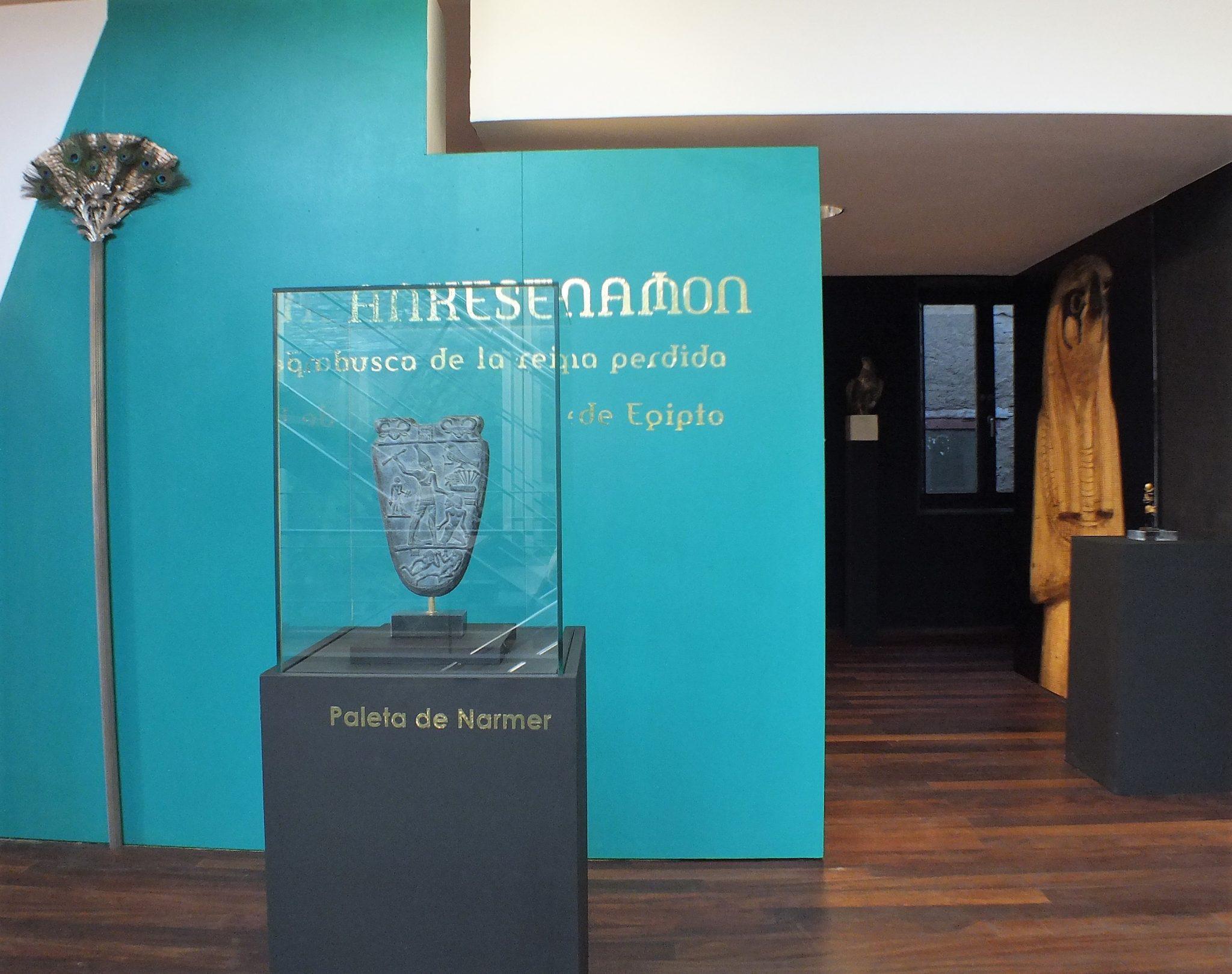 El Museo MARCA de Cacabelos inaugura el jueves la exposición ANKESENAMON. En busca de la reina perdida de Egipto 2