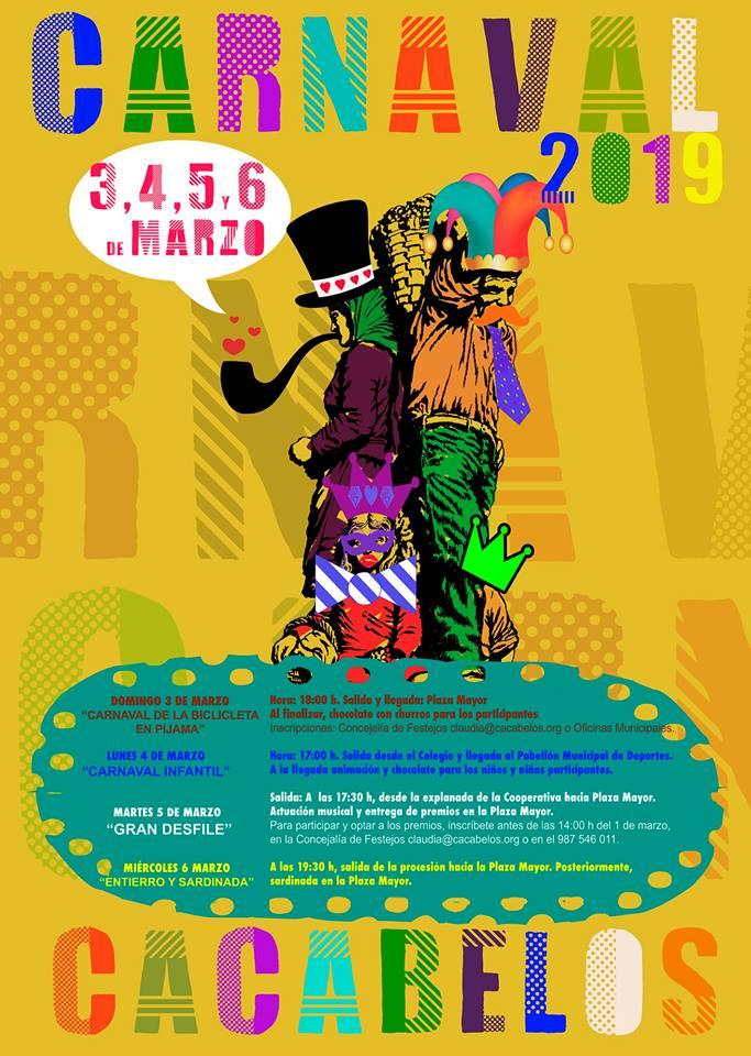 Planes en el Bierzo para el fin de semana y carnavales. 1 al 5 de marzo 2019 3