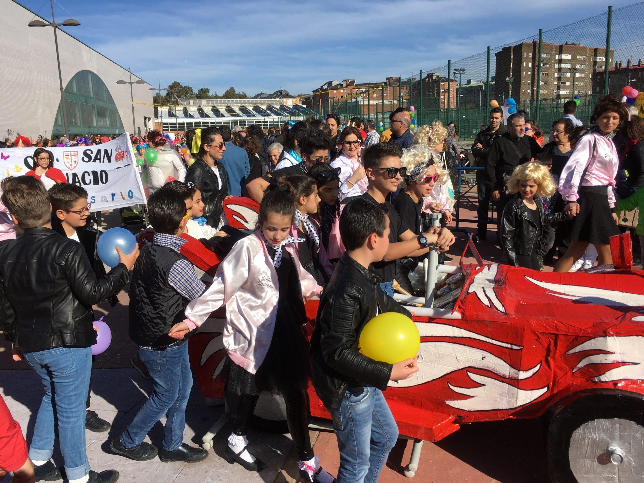 Álbum de fotos Carnaval infantil Ponferrada 2019 28