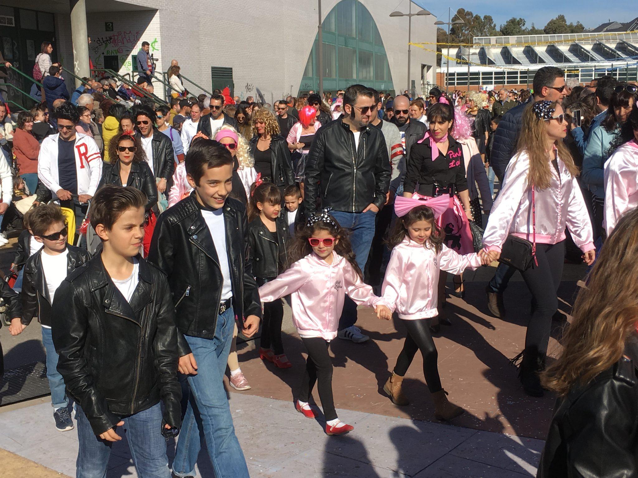 Álbum de fotos Carnaval infantil Ponferrada 2019 23