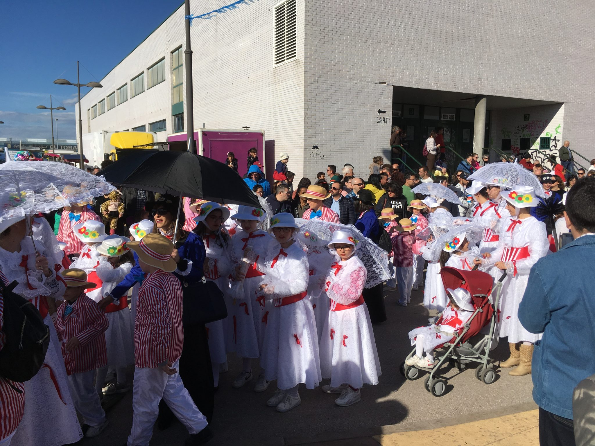 Álbum de fotos Carnaval infantil Ponferrada 2019 63
