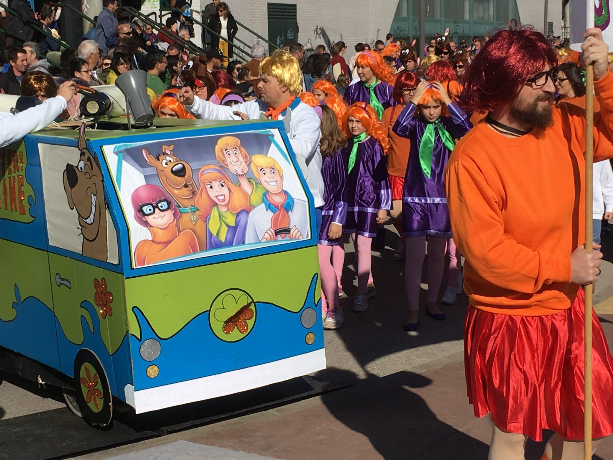 Álbum de fotos Carnaval infantil Ponferrada 2019 14