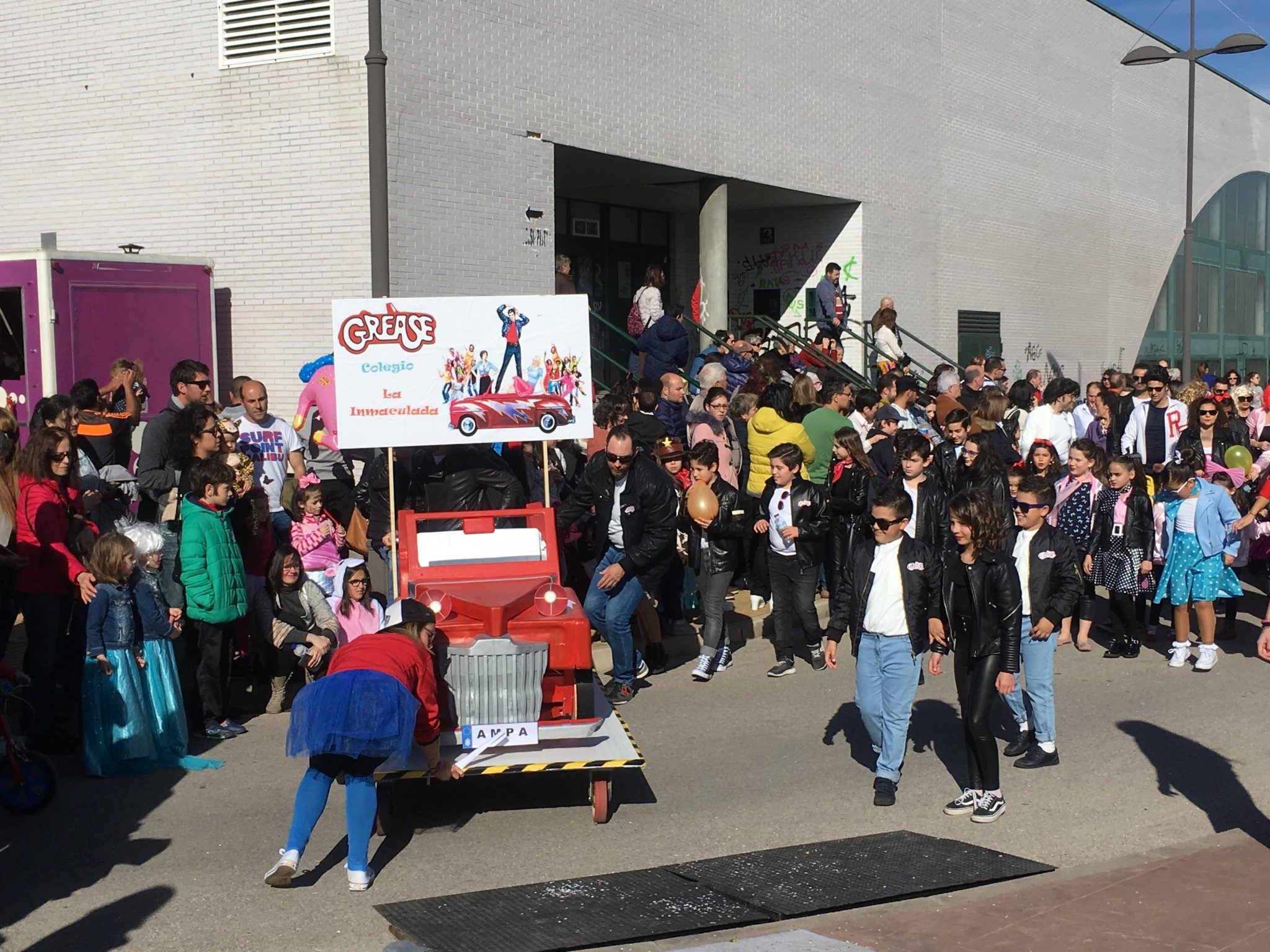 Álbum de fotos Carnaval infantil Ponferrada 2019 21