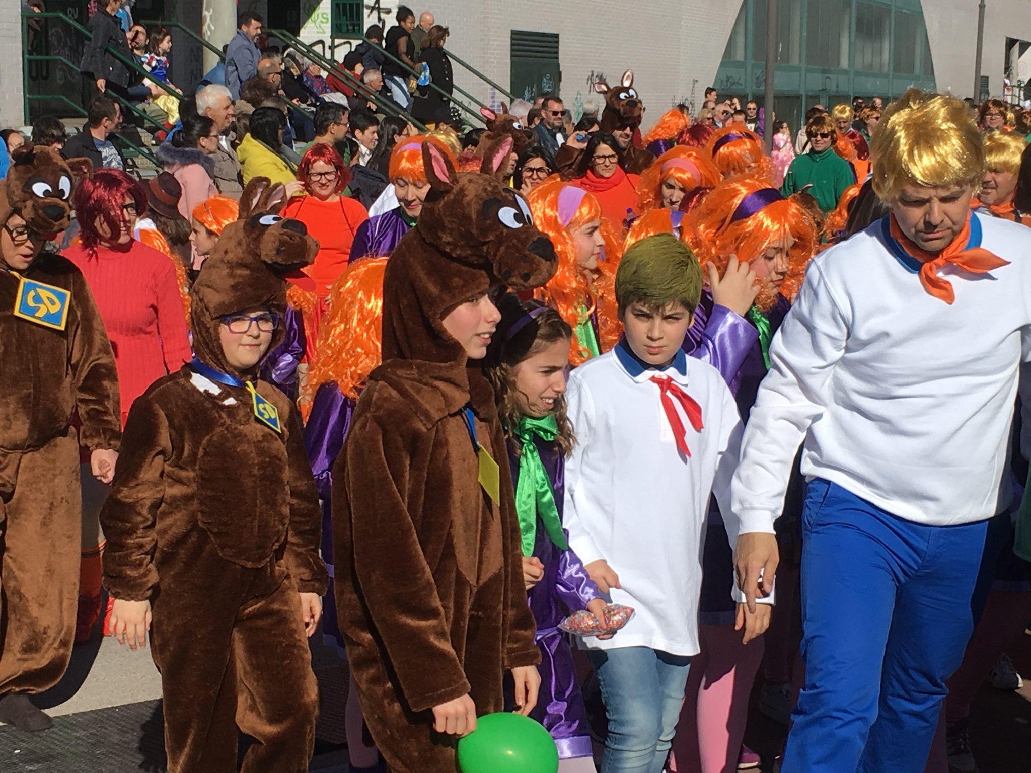 Álbum de fotos Carnaval infantil Ponferrada 2019 42