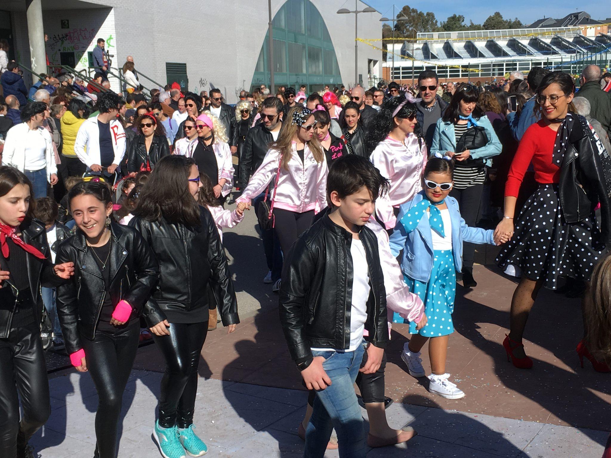 Álbum de fotos Carnaval infantil Ponferrada 2019 22