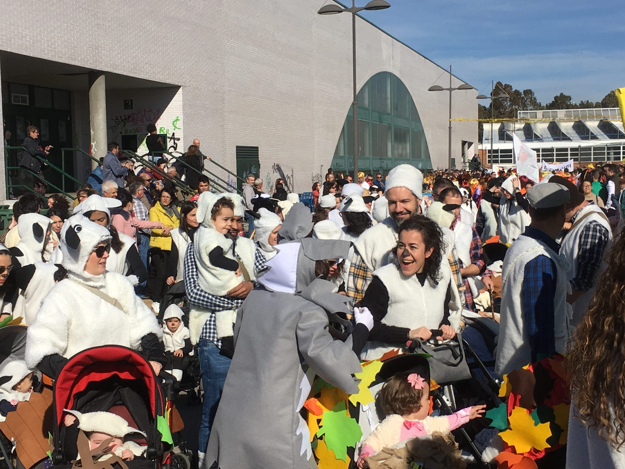 Álbum de fotos Carnaval infantil Ponferrada 2019 48