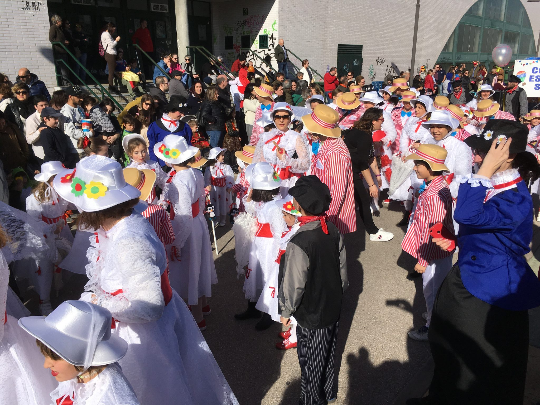 Álbum de fotos Carnaval infantil Ponferrada 2019 58