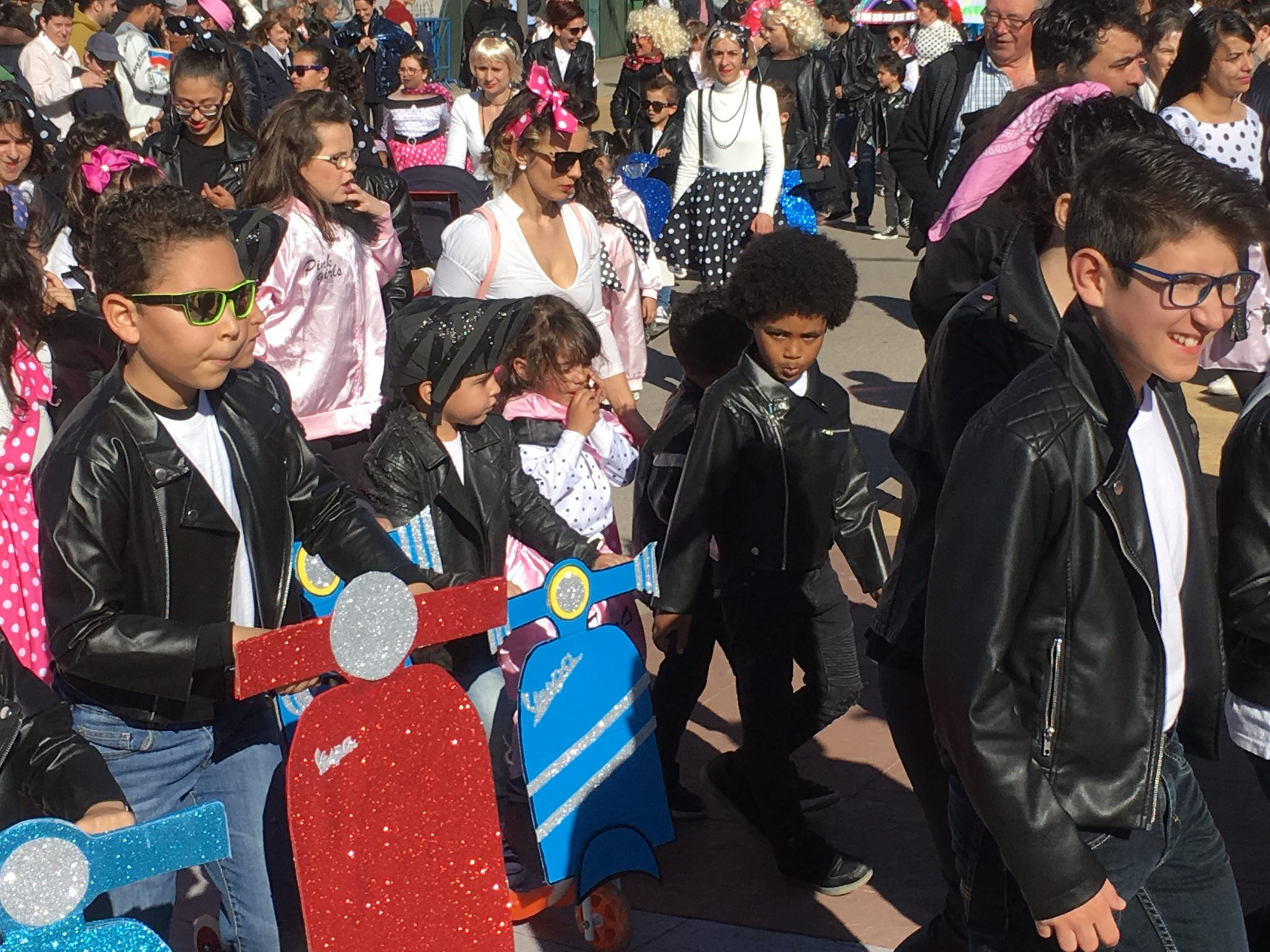 Álbum de fotos Carnaval infantil Ponferrada 2019 7