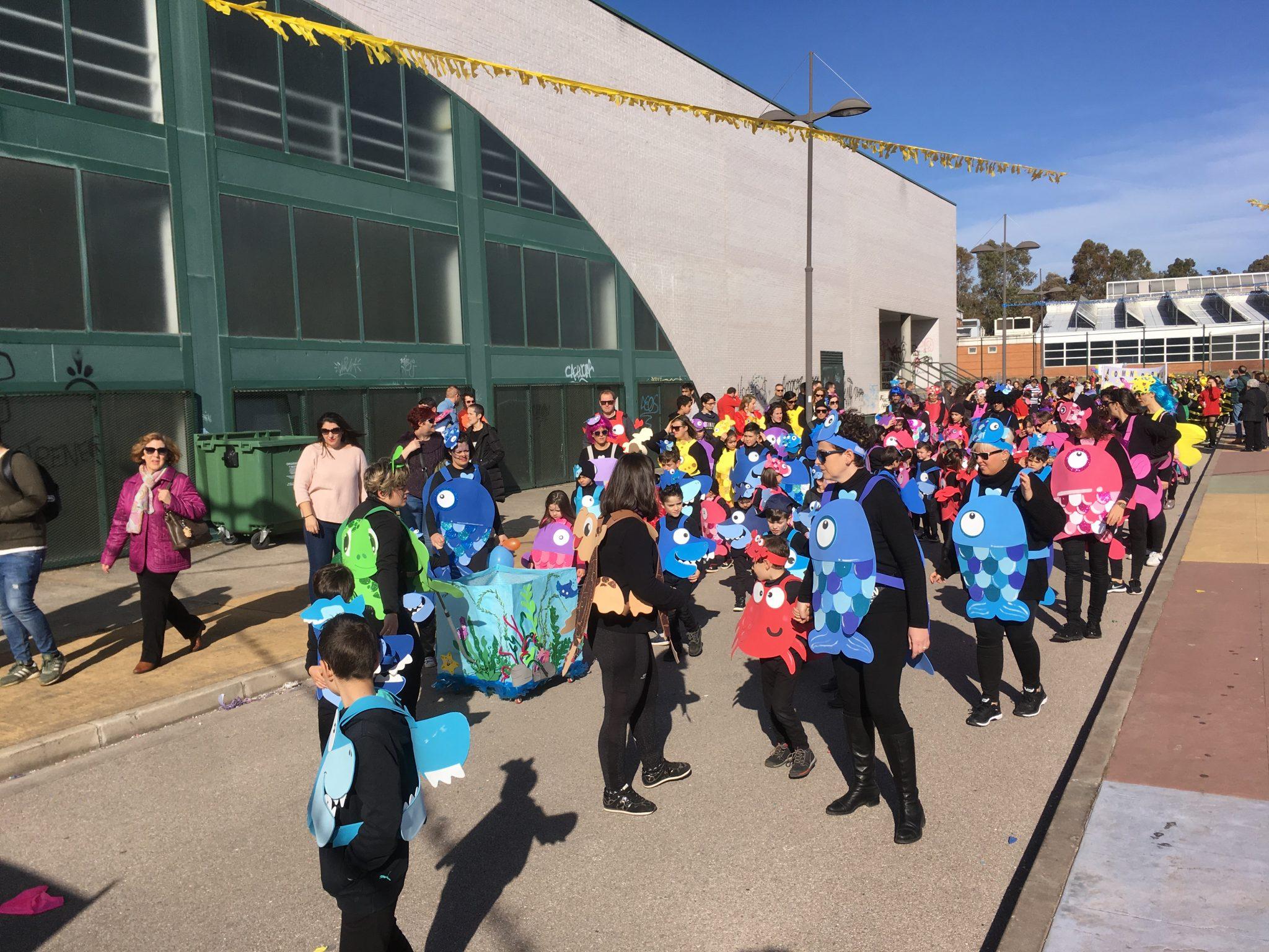 Álbum de fotos Carnaval infantil Ponferrada 2019 55