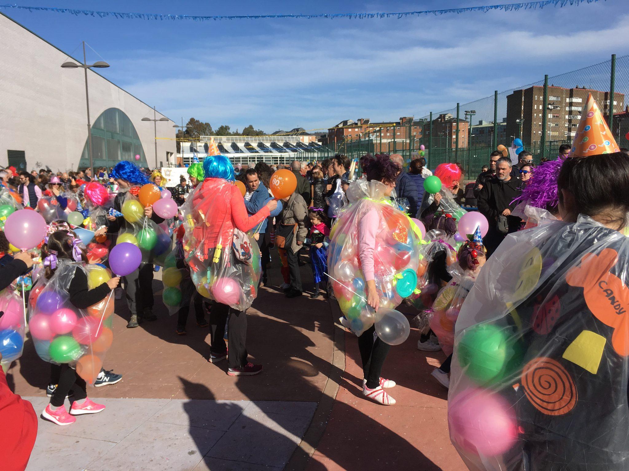 Álbum de fotos Carnaval infantil Ponferrada 2019 69