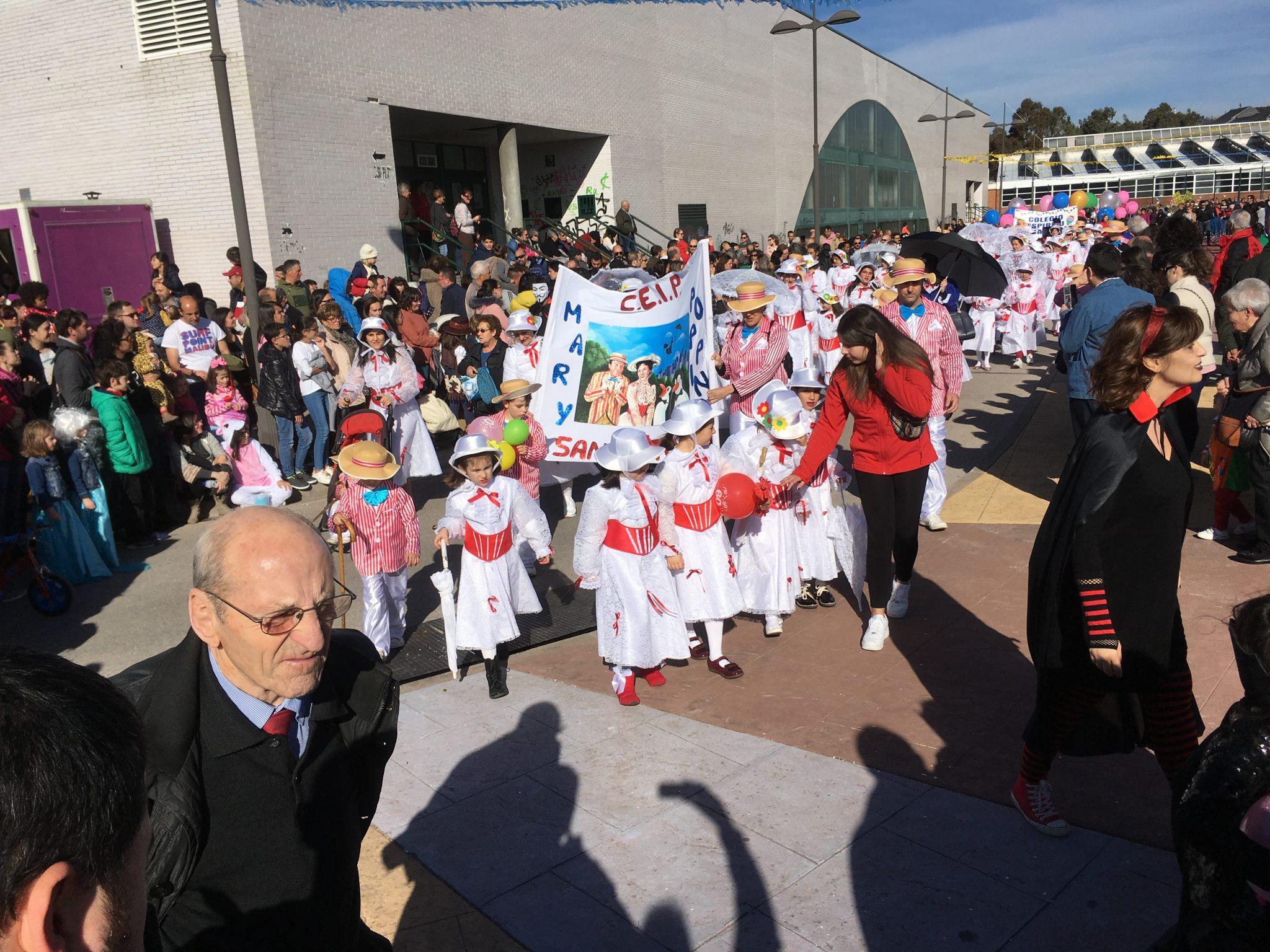 Álbum de fotos Carnaval infantil Ponferrada 2019 65