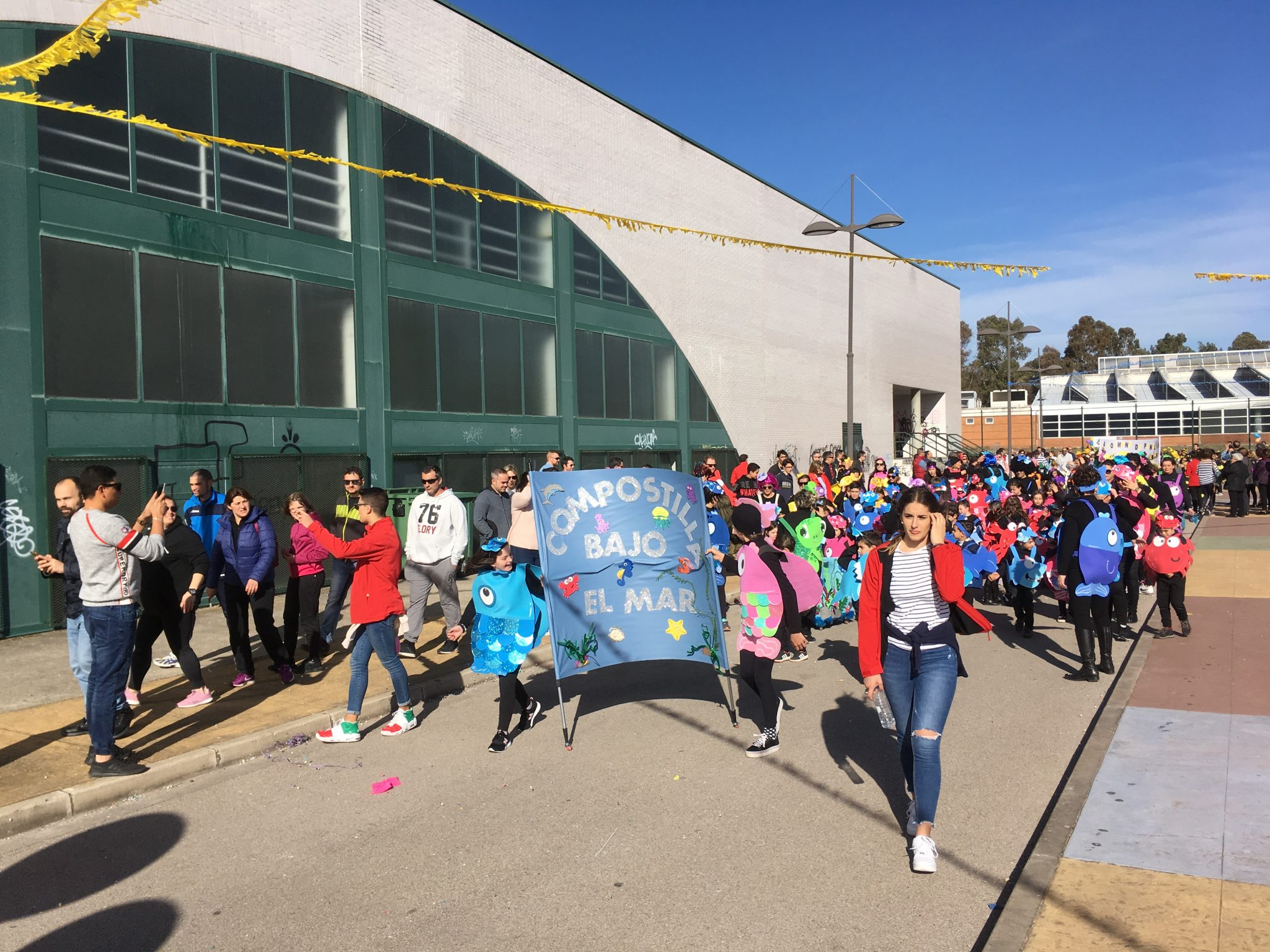 Álbum de fotos Carnaval infantil Ponferrada 2019 56