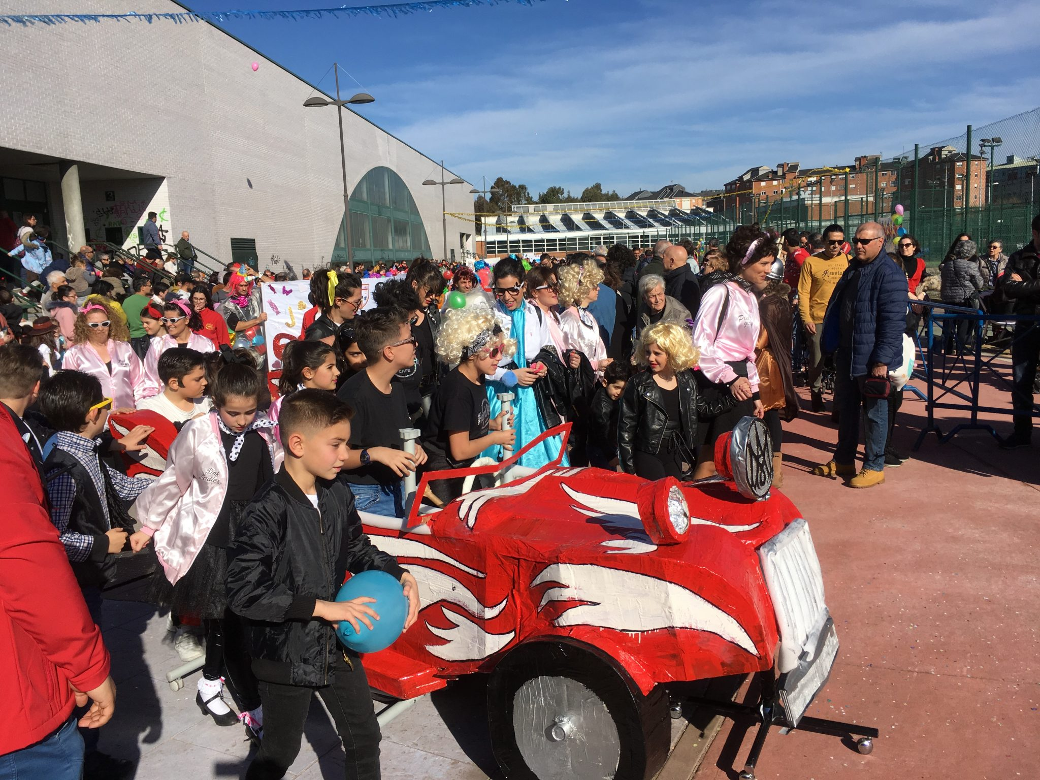 Álbum de fotos Carnaval infantil Ponferrada 2019 75