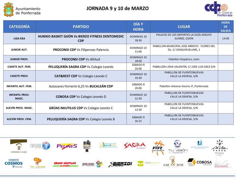 Planes en El Bierzo para el fin de semana. 8 al 10 de marzo 2019 43