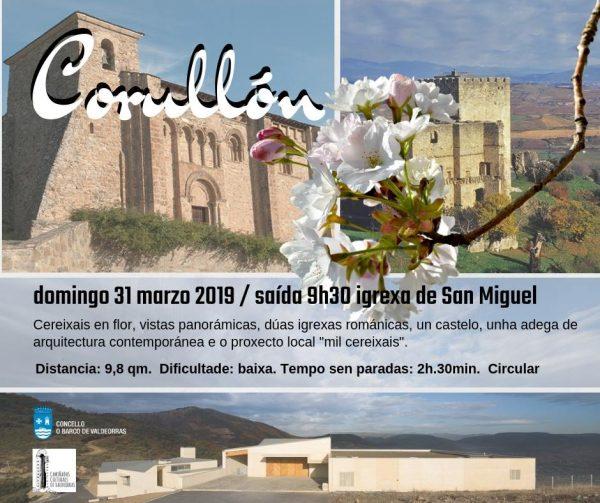 """Corullón celebra la """"2ª Enxendra da cireixa"""" con una ruta para disfrutar de la floración de los cerezos y actividades paralelas 5"""