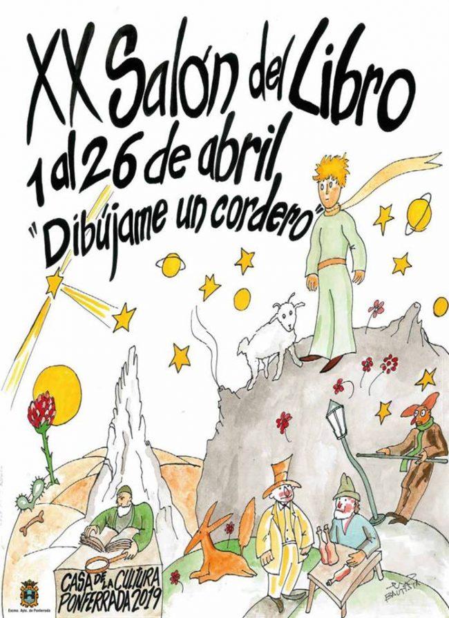 """XX Salón del Libro Infantil 2019 """"Dibújame un cordero"""""""