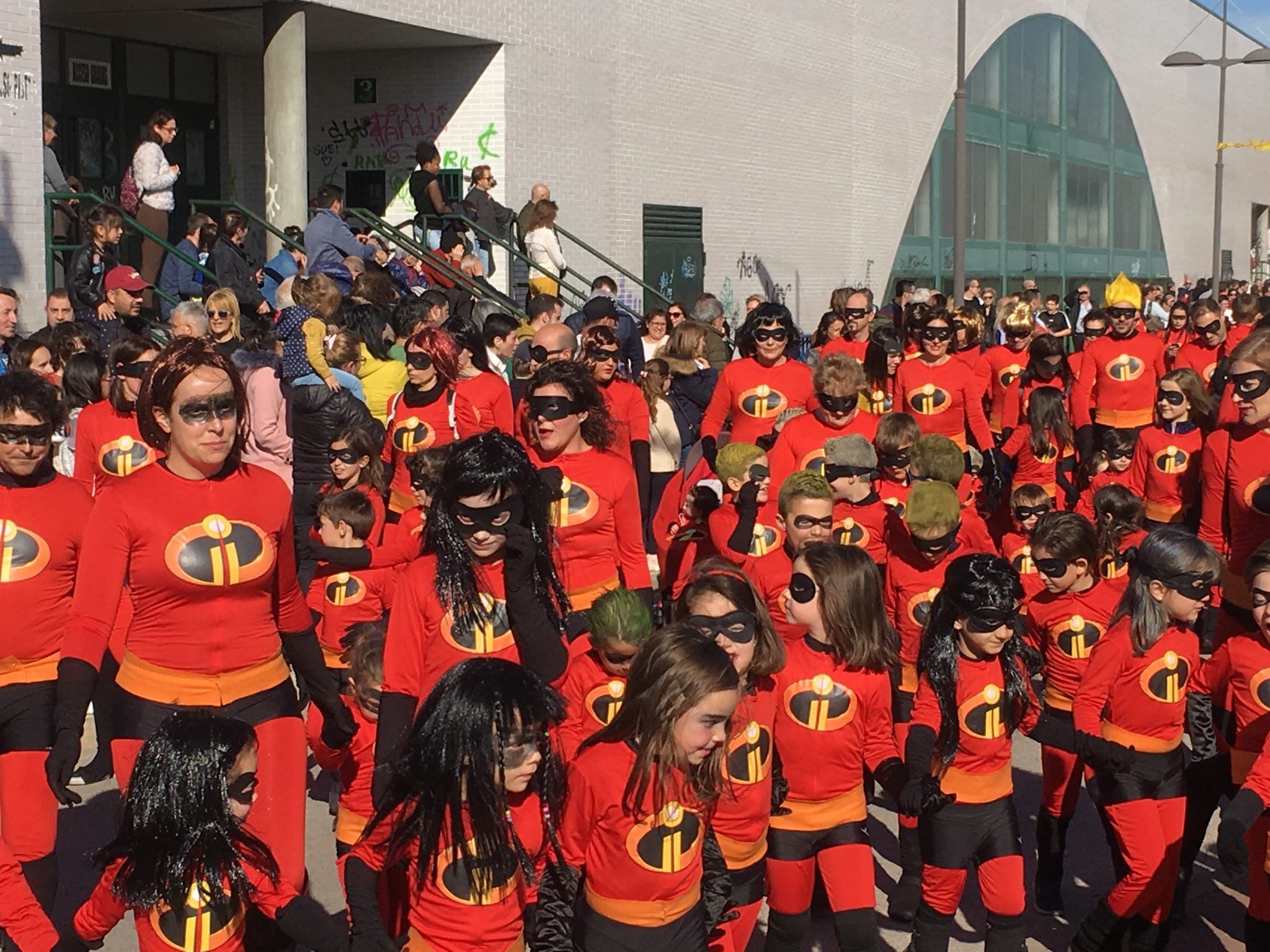 Álbum de fotos Carnaval infantil Ponferrada 2019 4