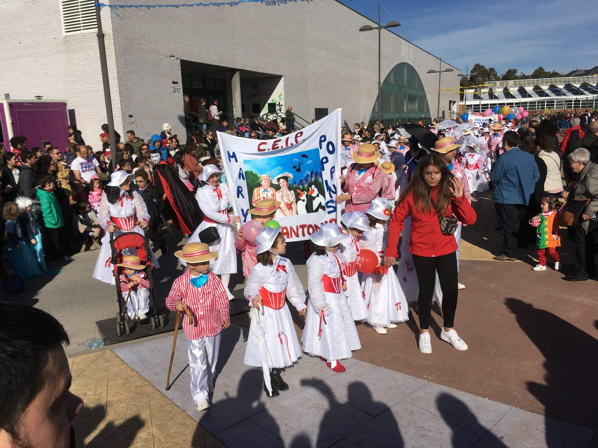 Álbum de fotos Carnaval infantil Ponferrada 2019 38