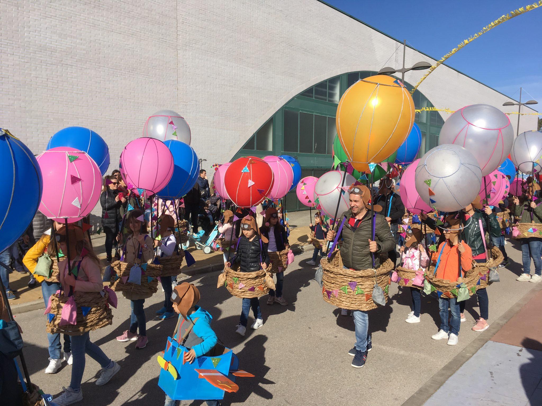 Álbum de fotos Carnaval infantil Ponferrada 2019 60