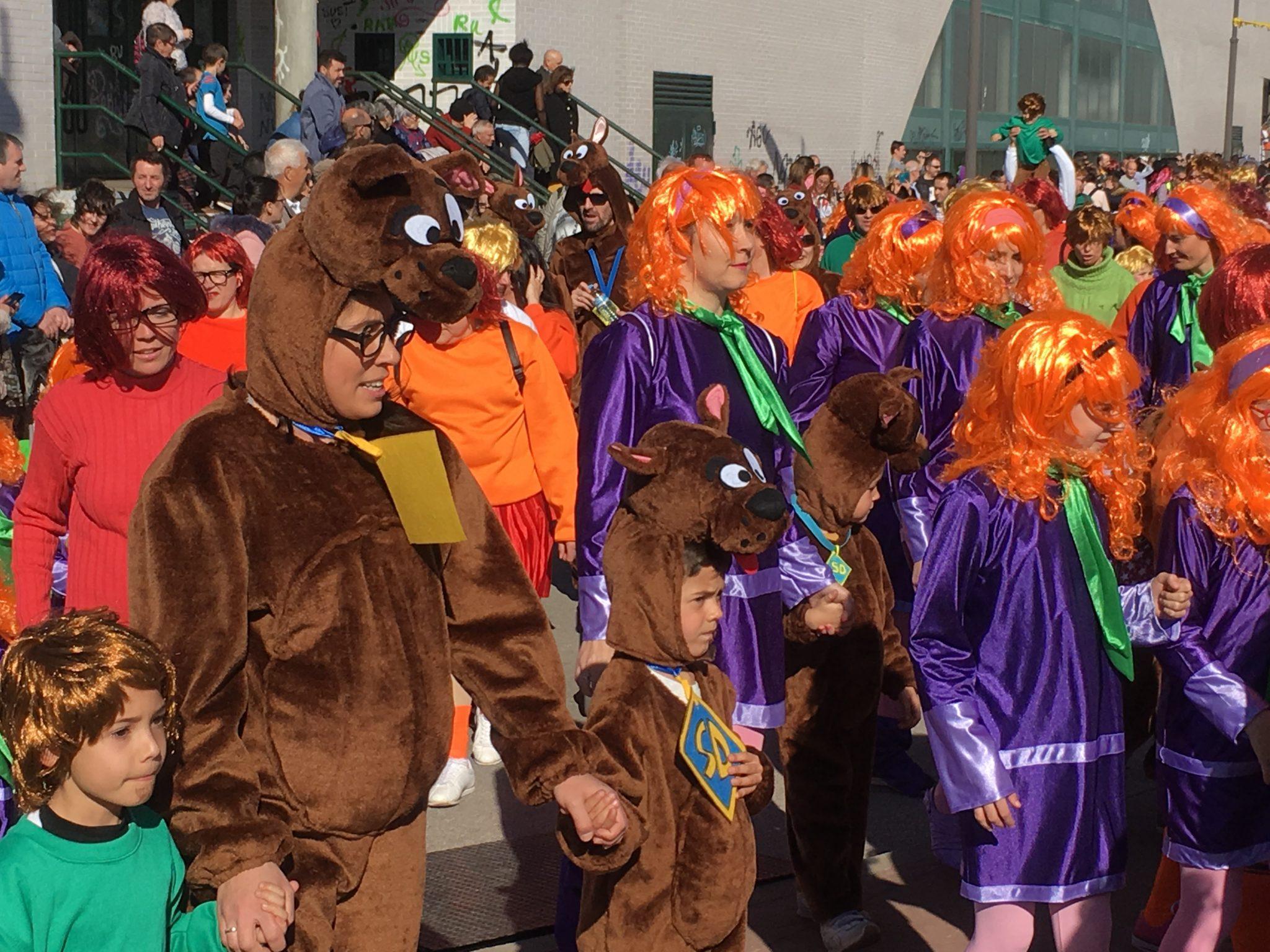 Álbum de fotos Carnaval infantil Ponferrada 2019 16