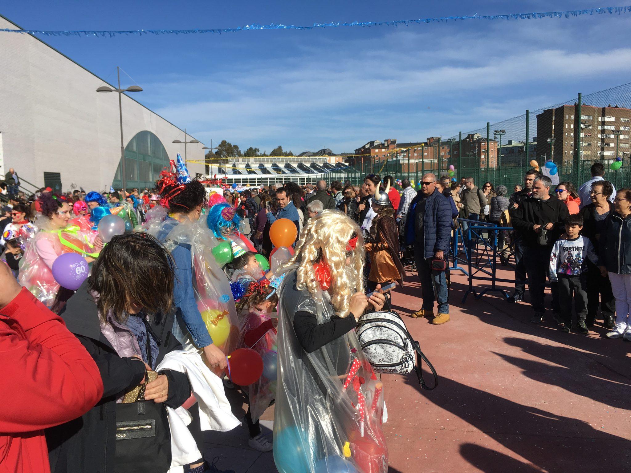 Álbum de fotos Carnaval infantil Ponferrada 2019 32