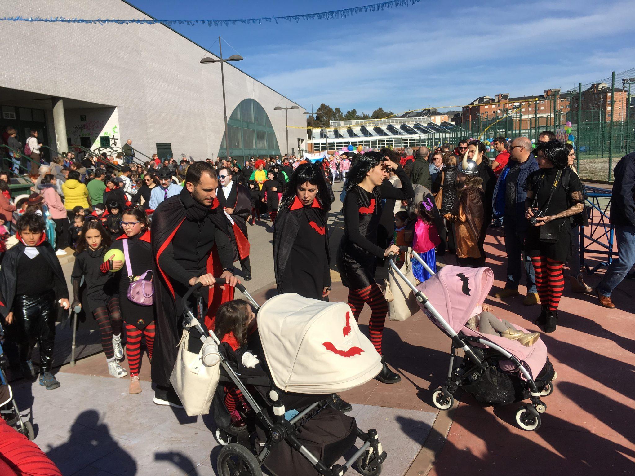 Álbum de fotos Carnaval infantil Ponferrada 2019 67