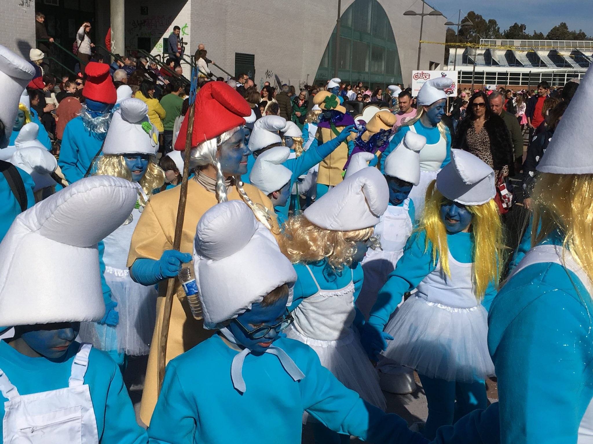 Álbum de fotos Carnaval infantil Ponferrada 2019 19