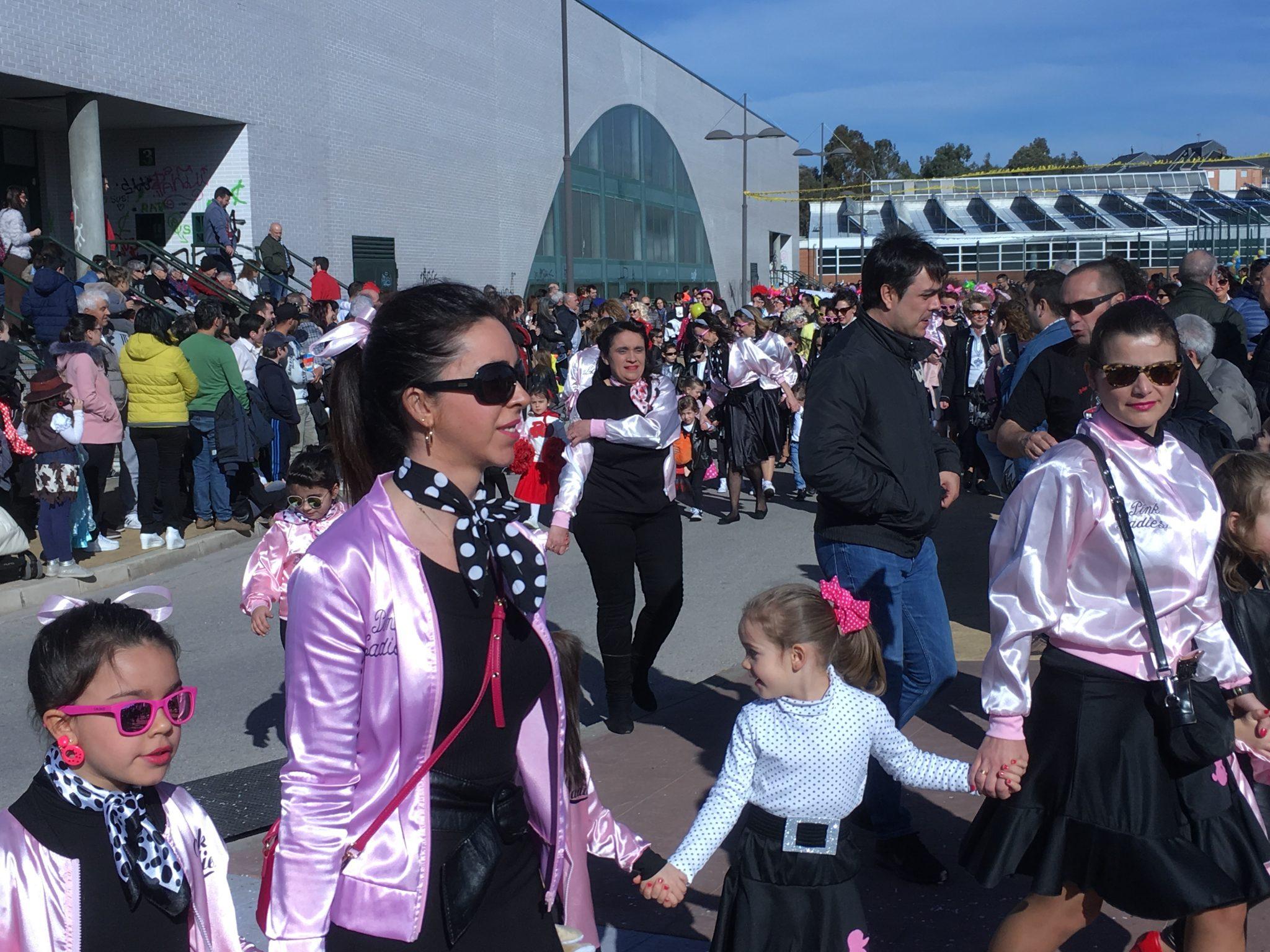Álbum de fotos Carnaval infantil Ponferrada 2019 26