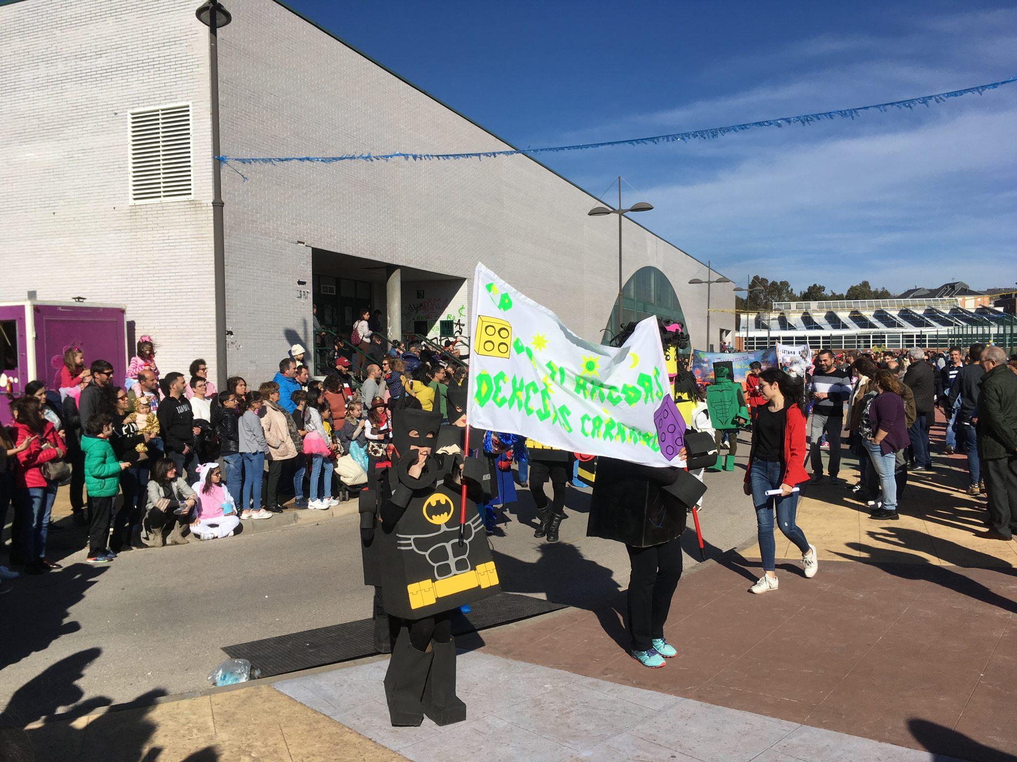 Álbum de fotos Carnaval infantil Ponferrada 2019 10