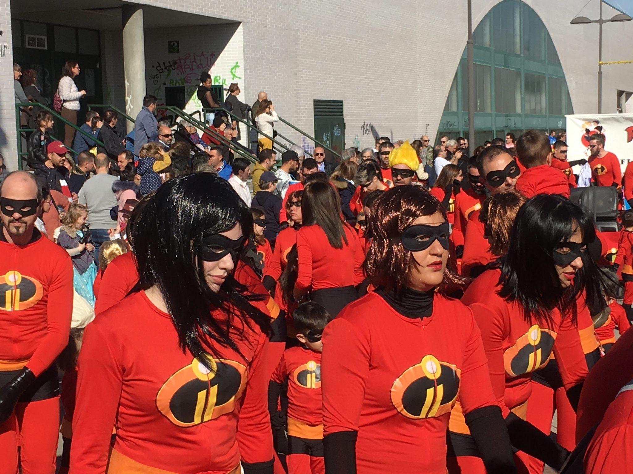 Álbum de fotos Carnaval infantil Ponferrada 2019 5