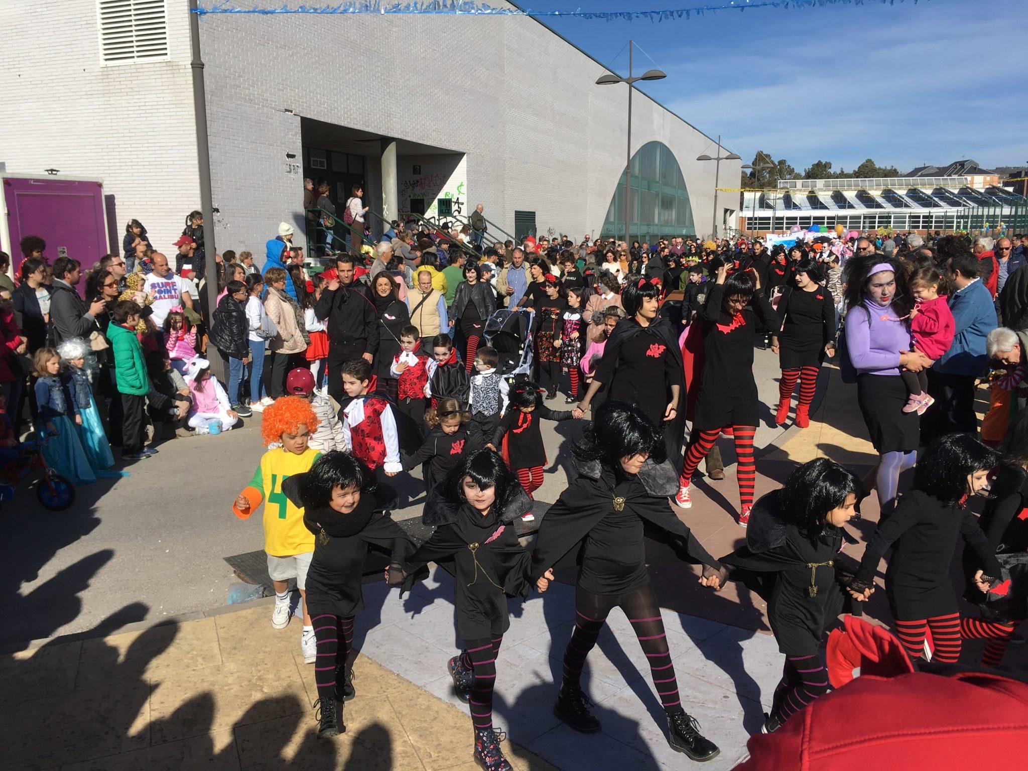 Álbum de fotos Carnaval infantil Ponferrada 2019 34