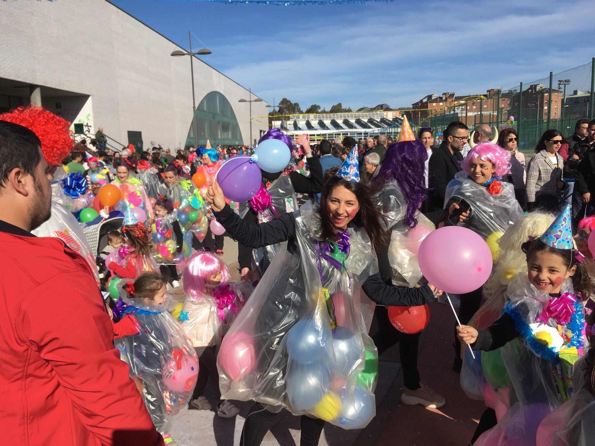 Álbum de fotos Carnaval infantil Ponferrada 2019 74