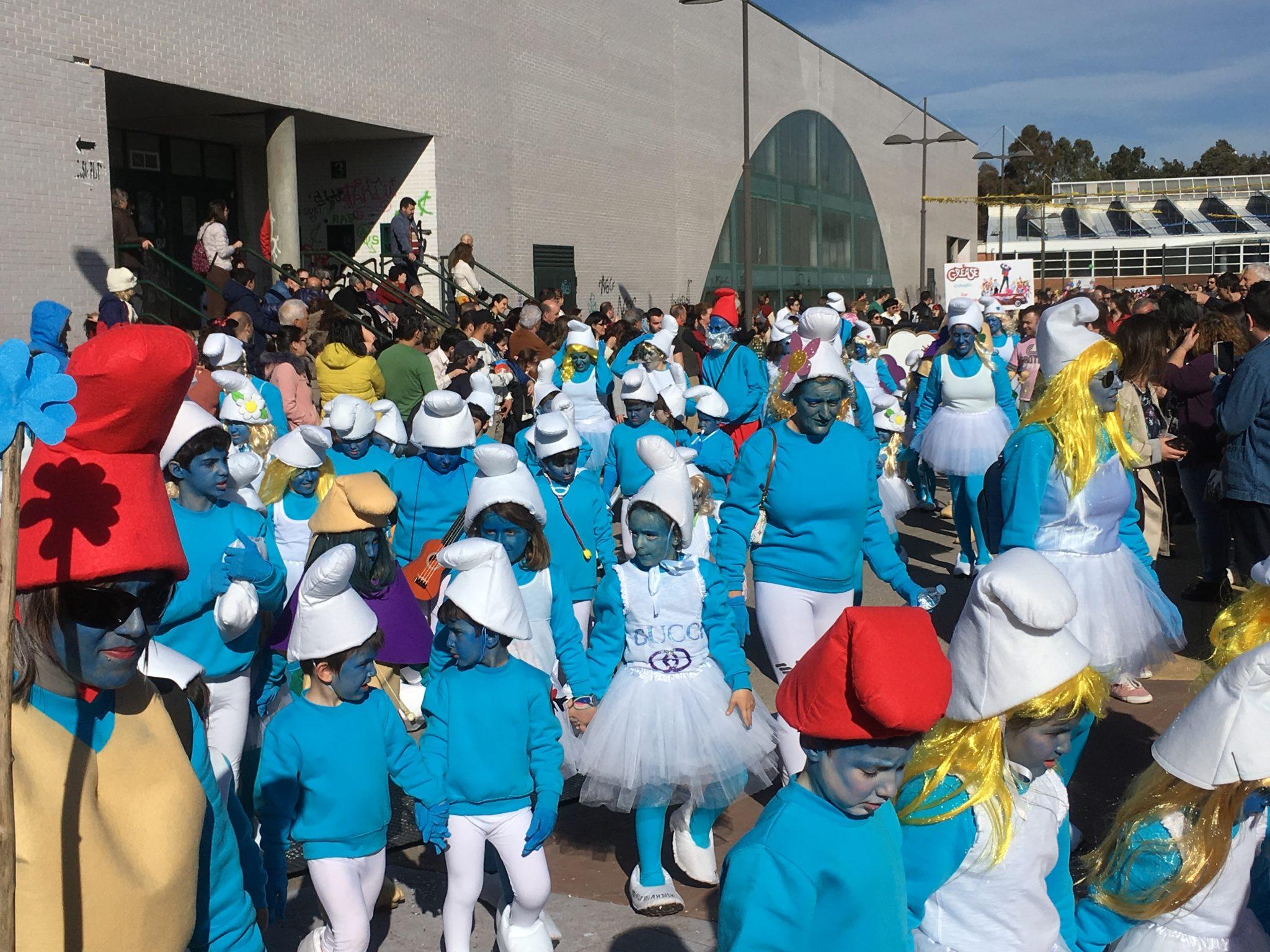 Álbum de fotos Carnaval infantil Ponferrada 2019 18