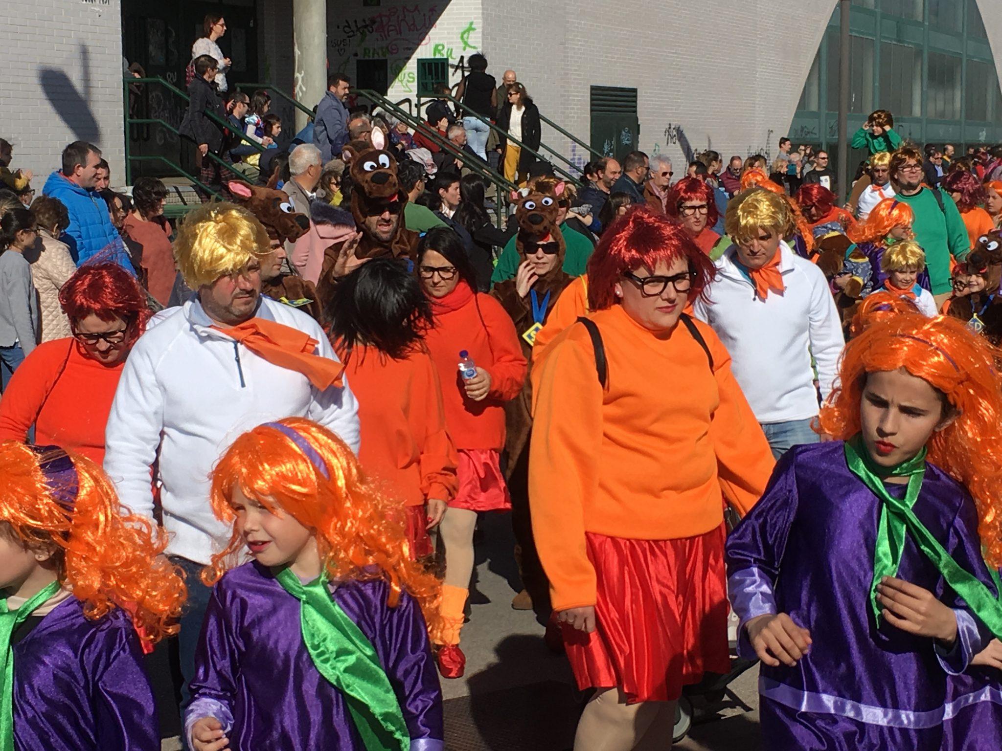 Álbum de fotos Carnaval infantil Ponferrada 2019 17